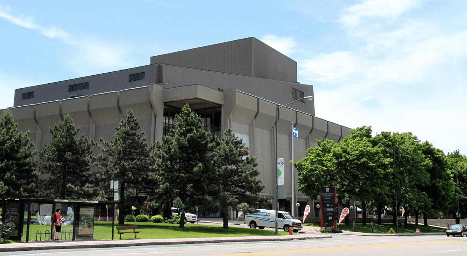 Grand théâtre de Québc