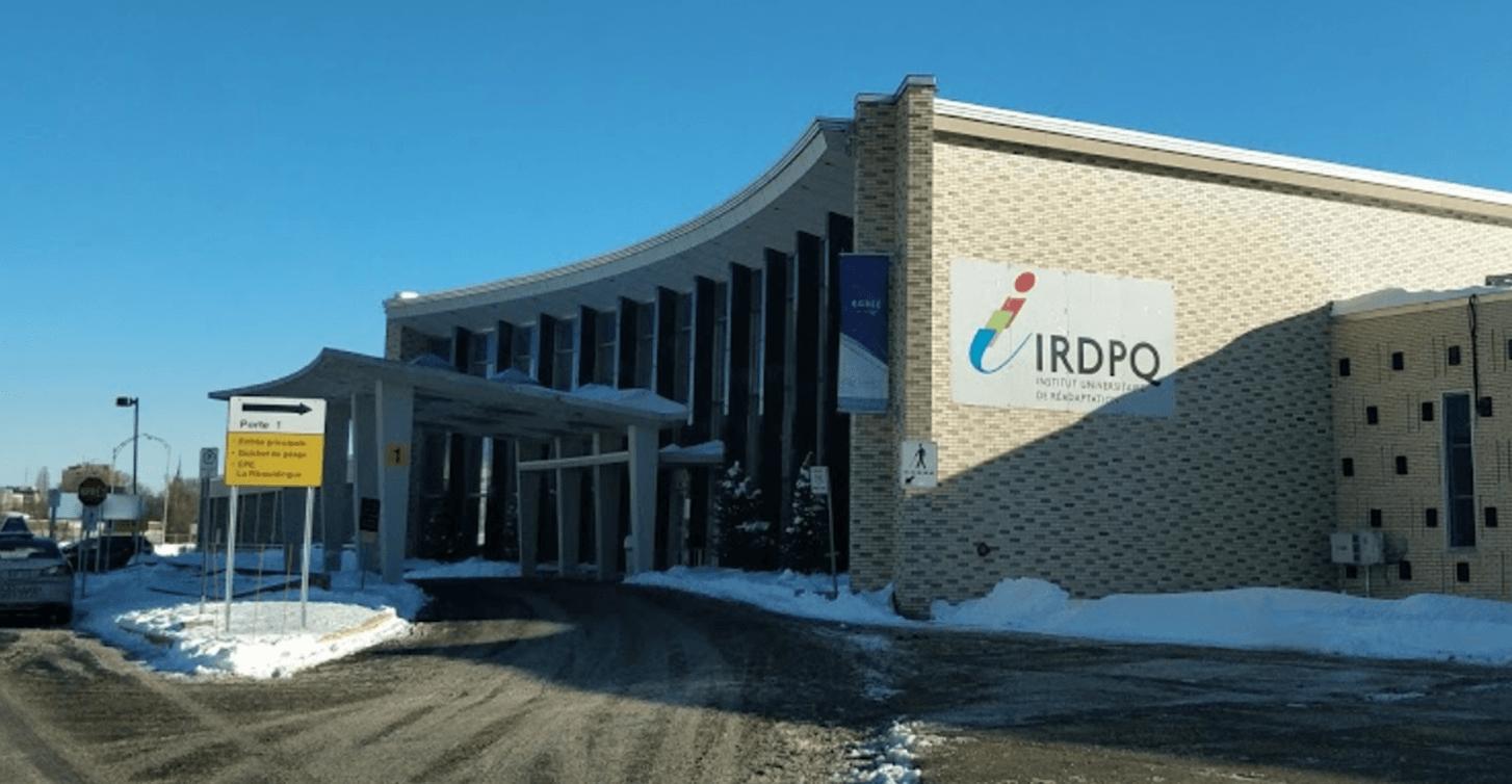IRDPQ Wilfrid-Hamel Quebec