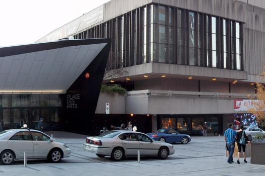 Place des arts Theatre Maisonneuve