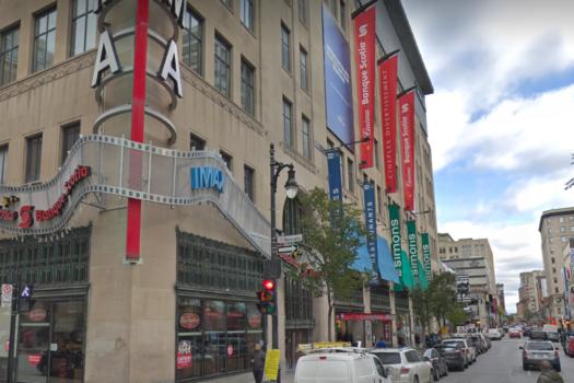 Cinéma Banque Scotia Montréal
