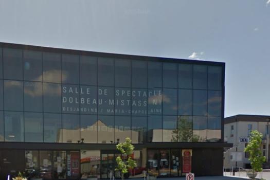 Salle de spectacle Dolbeau-Mistassini