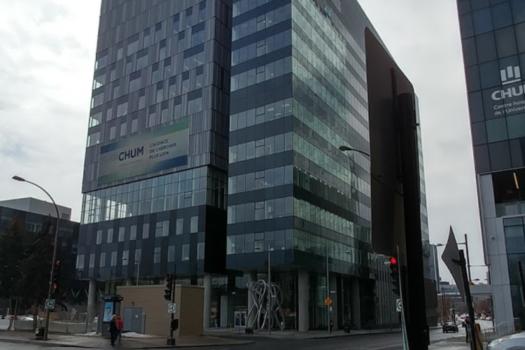 CRCHUM Centre de recherche