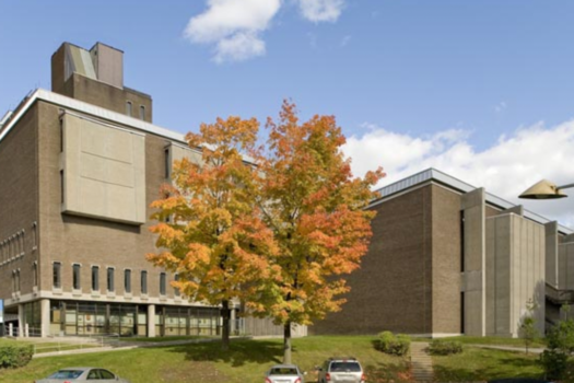 Pavillon Jean-Brillant de l'Université de Montréal