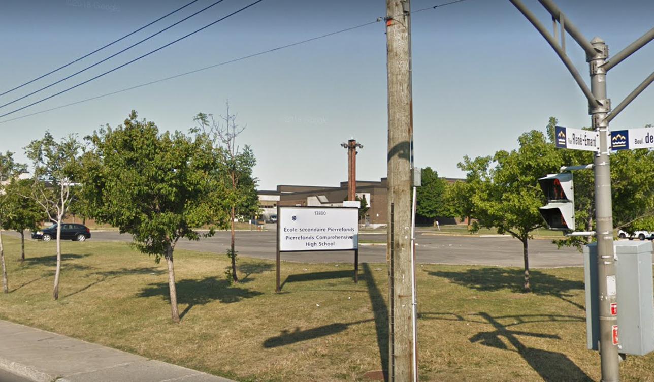 Pierrefonds Comprehensive High School