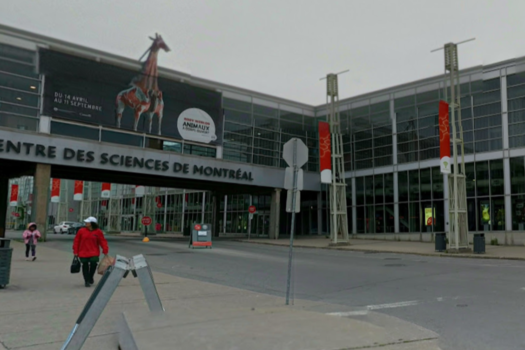 centre sciences montreal