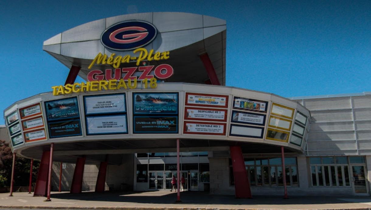 Cinema Guzzo Mega Plex Taschereau