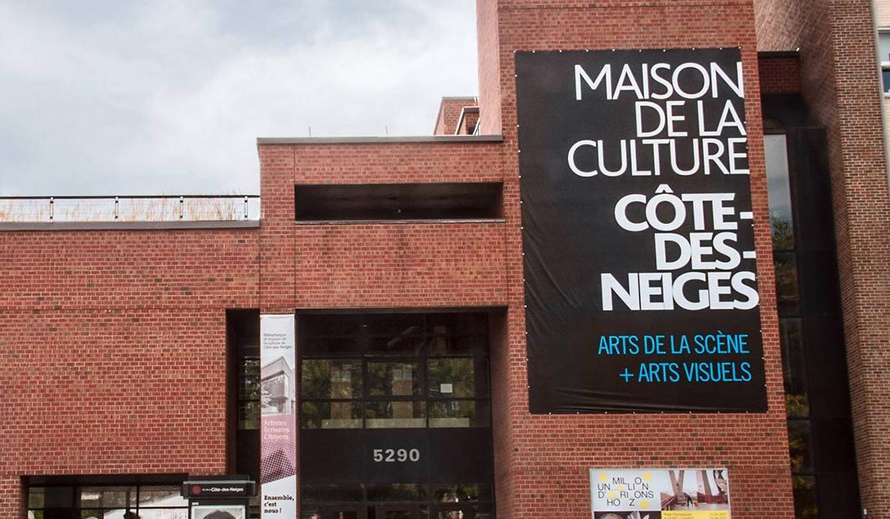 Maison de la culture Côte-des-Neiges