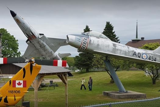 Musée de la Défense aérienne de Bagotville