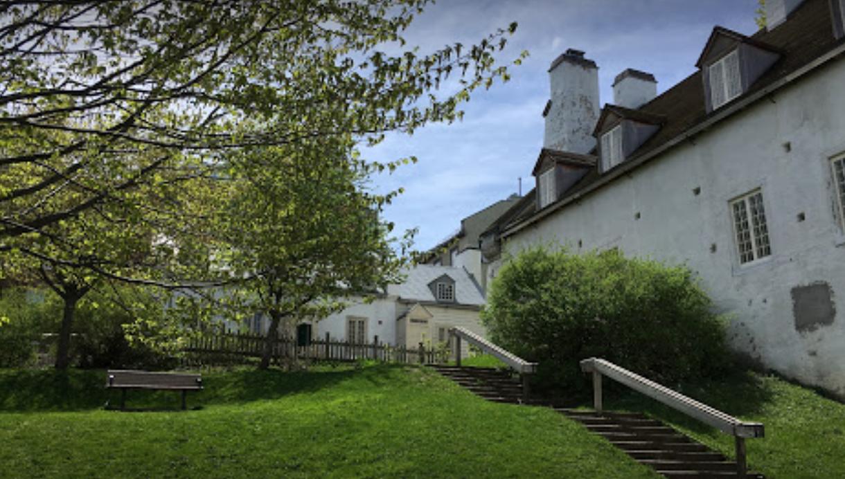 Site patrimonial du Parc-de-l'Artillerie