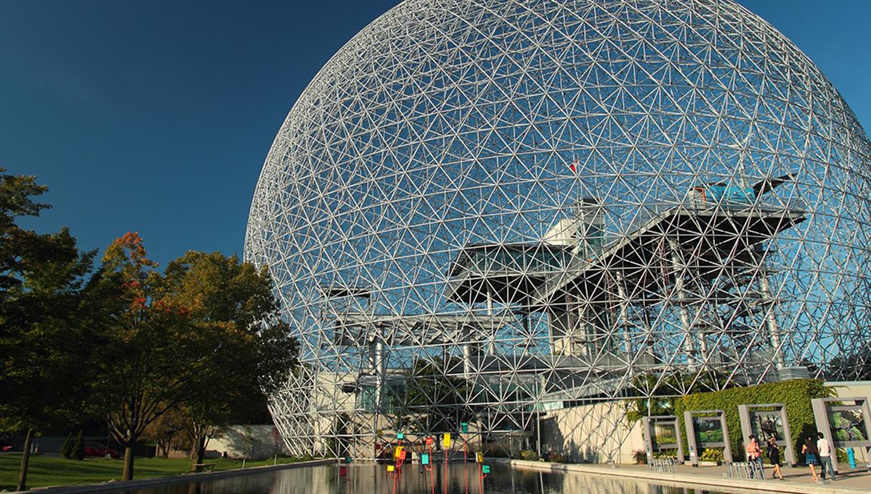 Biosphère - Musée de l'environnement